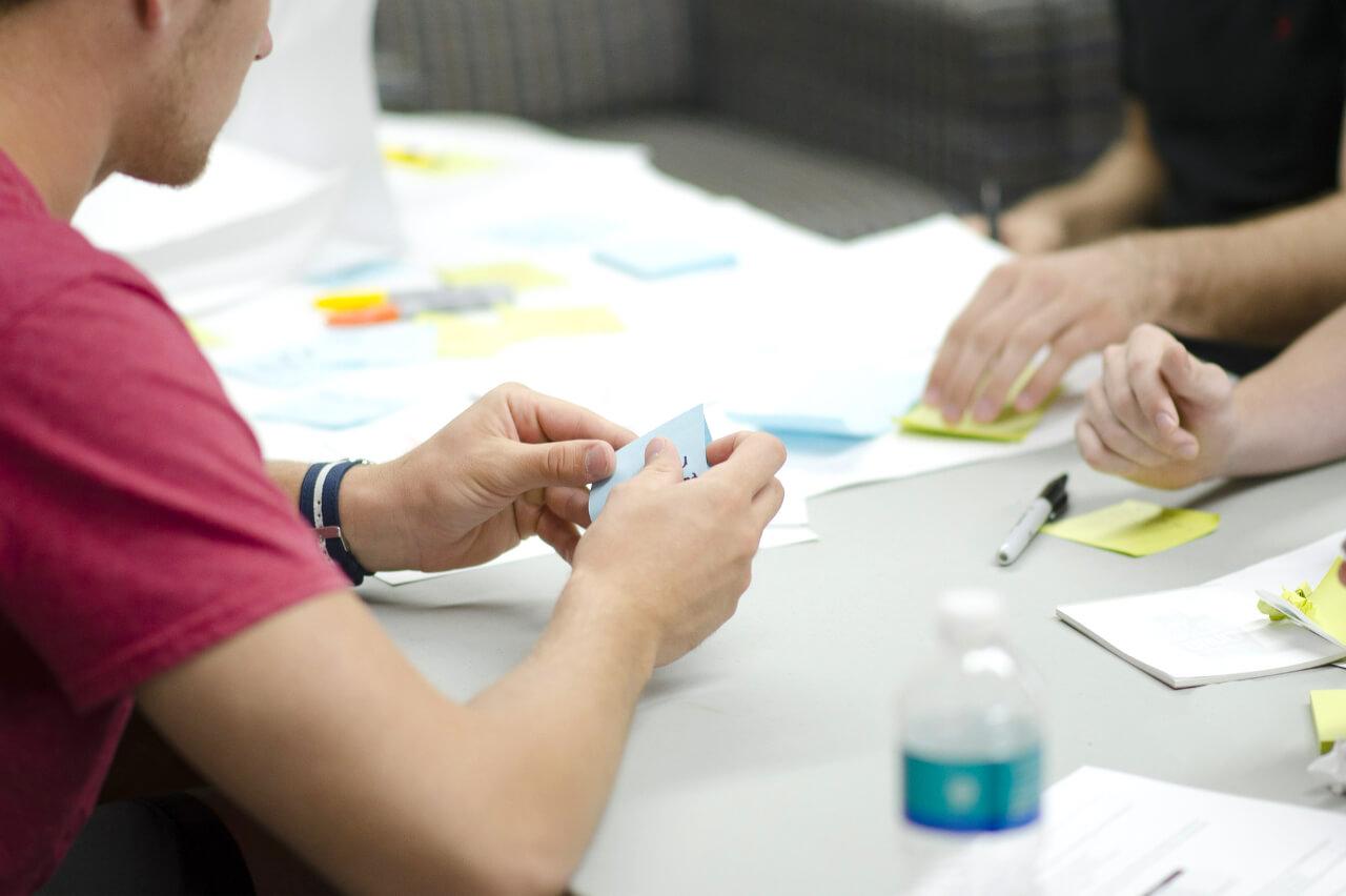 Idé och kreativ utveckling